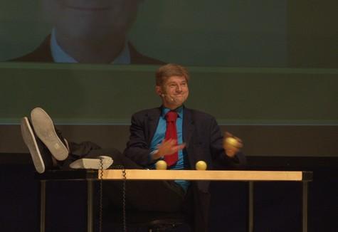 Armin Nagel Bürojonglage