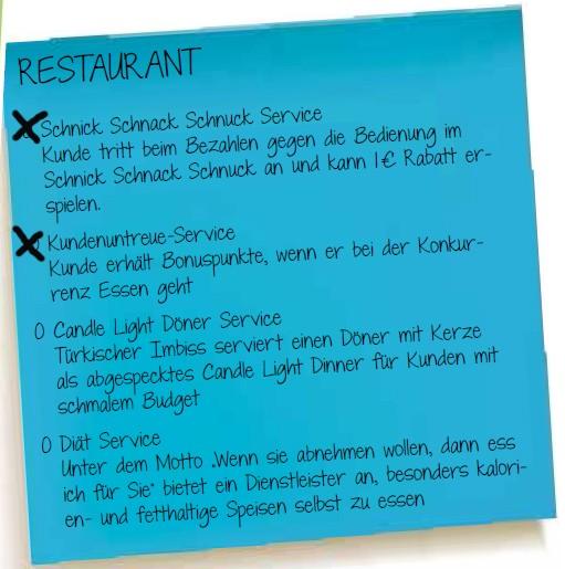 Restaurant mit Kreuz