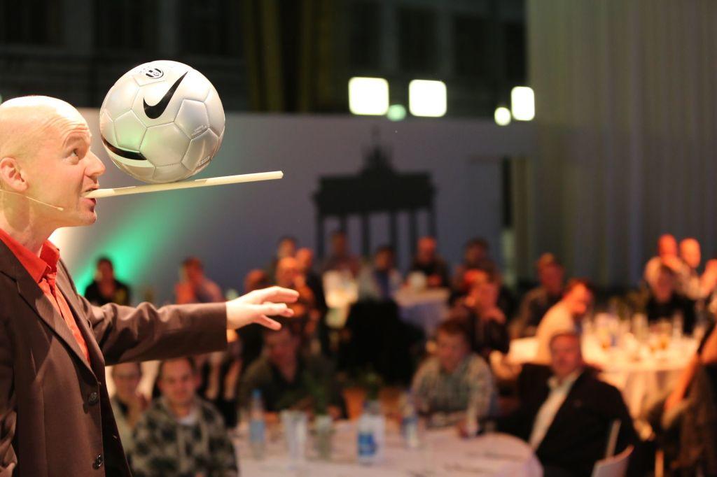 Armin Nagel Ballbalance