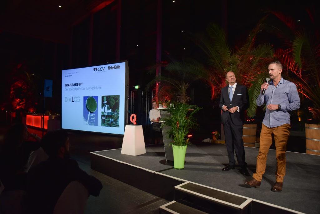 """W-ART"" gewinnt CCV Award › Armin Nagel"